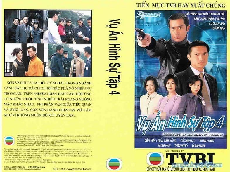 http://xemphimhay247.com - Xem phim hay 247 - Vụ Án Hình Sự - Hồ Sơ Trinh Sát 4 (1998) - Detective Investigation Files 4 (1998)