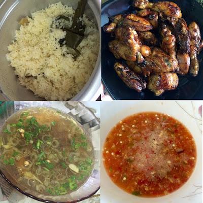 Resepi Lengkap Nasi Ayam Mama Yang Sangat Mudah