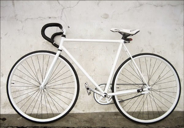Harga Sepeda Fixie Rakitan Baru Dan Bekas Termurah | Harga