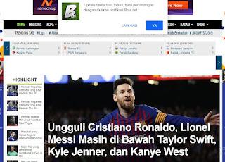 Situs Berita Olahraga Terbaik Indonesia Berita Unik Terbaru