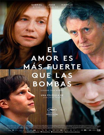 Ver El amor es más fuerte que las bombas (2015) Online