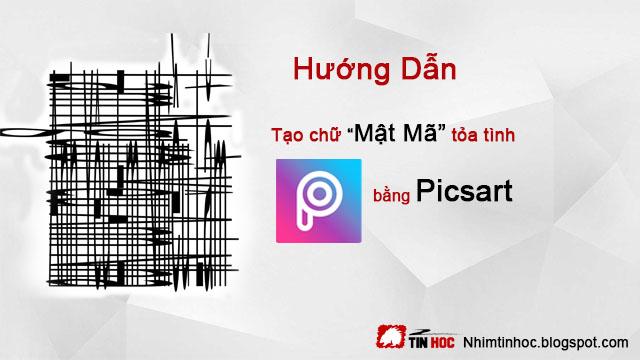 huong dan tao chu mat ma toa tinh tren facebook