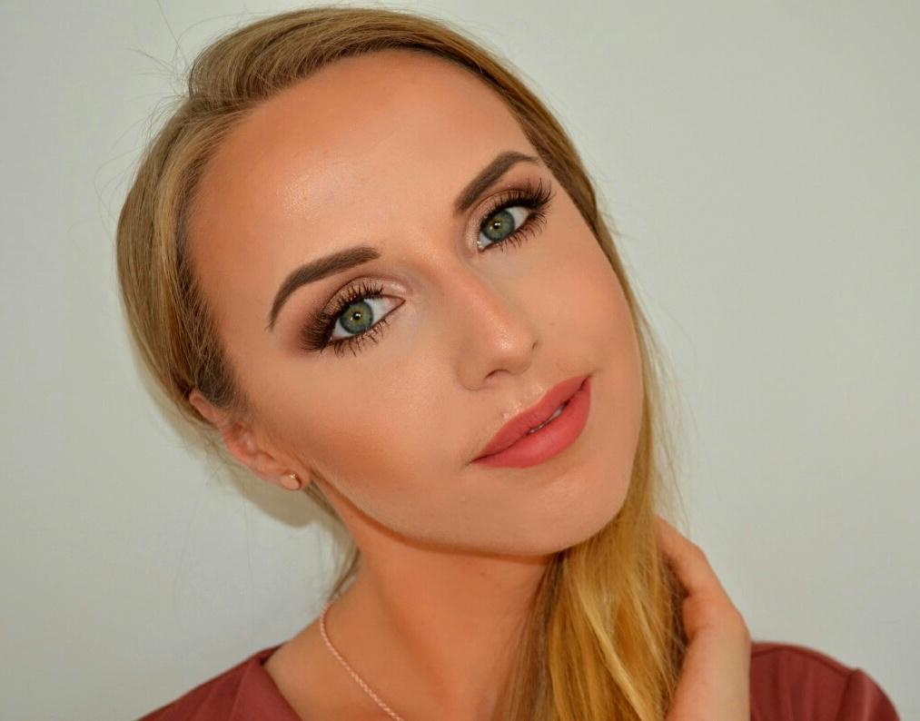 Carli Bybel For Bh Cosmetics Soft Bronze Summer Look La Poudre Blog