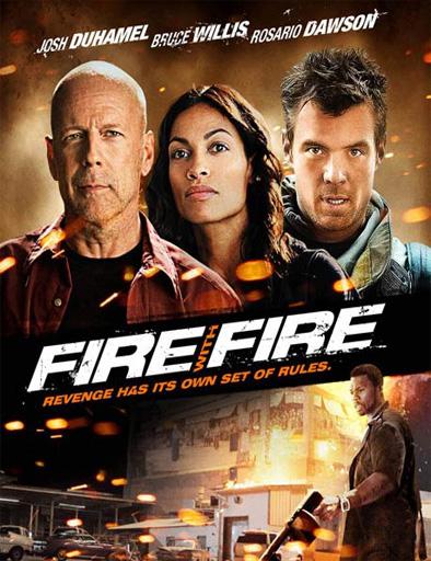 Ver Fuego cruzado (Fire with Fire) (2012) Online