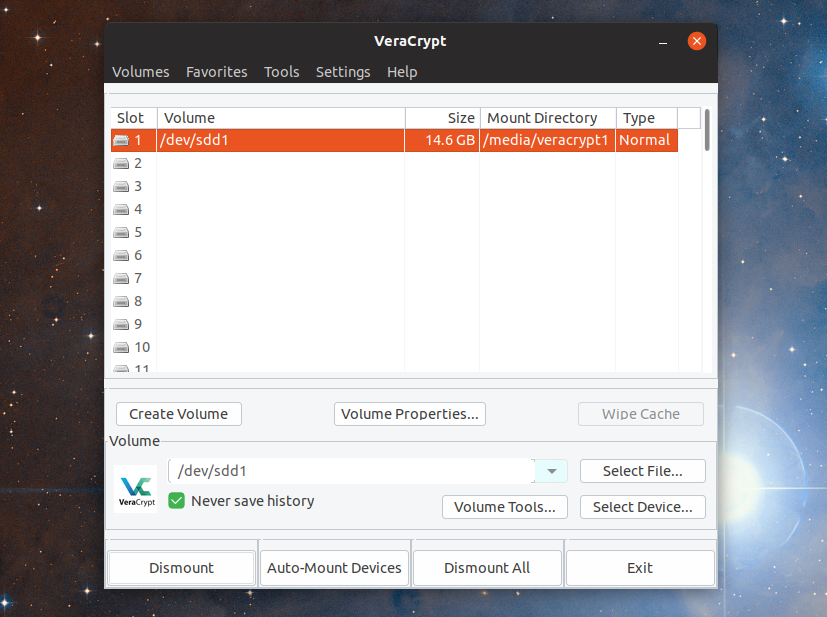 How To Encrypt An USB Drive With VeraCrypt (Compatible With