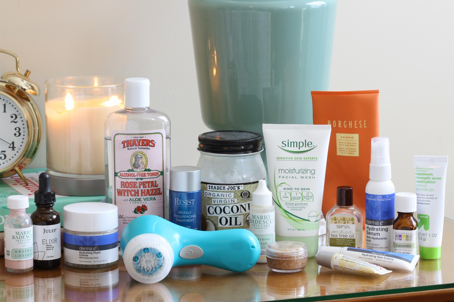 The Best Natural Products For Acne