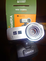 Canyon CNR-FWC113 webcam