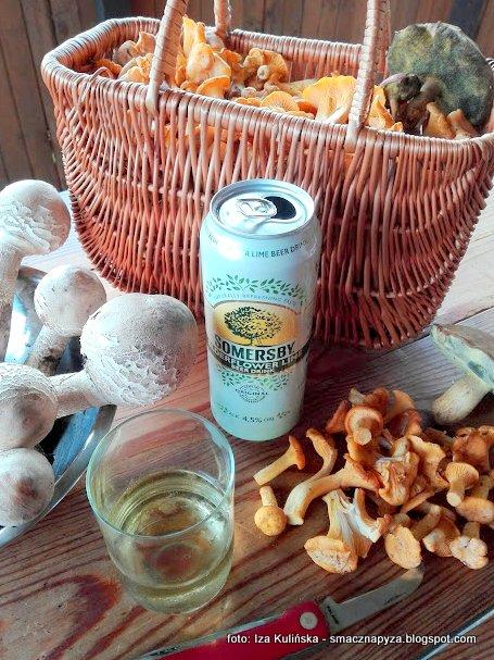 grzybobranie, podlasie, relaks, weekend, czyszczenie grzybow, jakie to grzyby