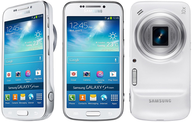 Samsung Galaxy S4 Zoom Philippine Price, Specs and Availability