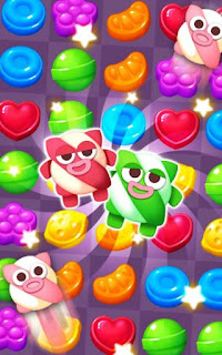 Lollipop: Sweet Taste Match 3 Apk v1.3.6 Mod (Coins/Boosters)