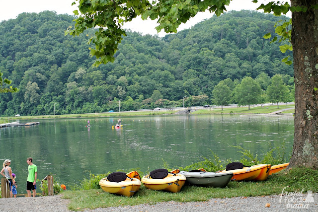 Offering kayak, paddle boat, canoe, paddle board, & bike rentals, Adventures Outdoors is definitely the way to go if you & your family are wanting to explore the Melton Hill Lake area in Oak Ridge.