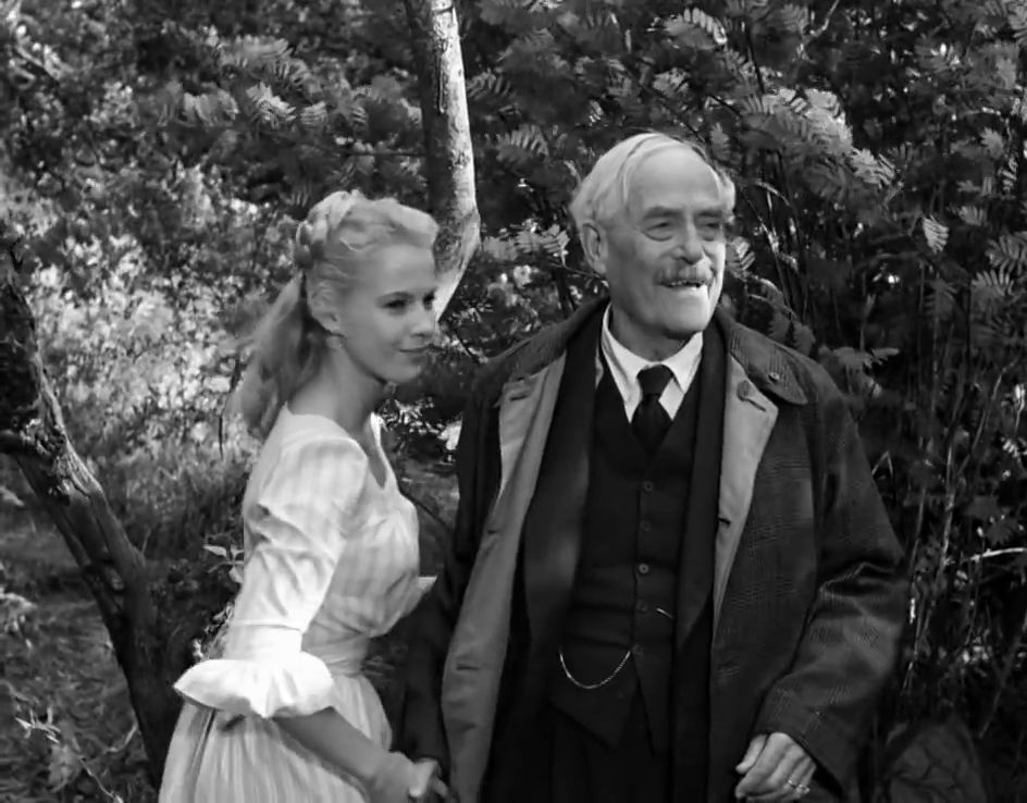the film sufi �wild strawberries� ingmar bergman 1957