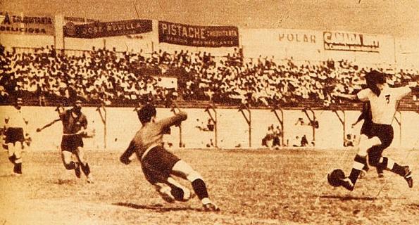 Chile y Ecuador en Campeonato Sudamericano de 1939