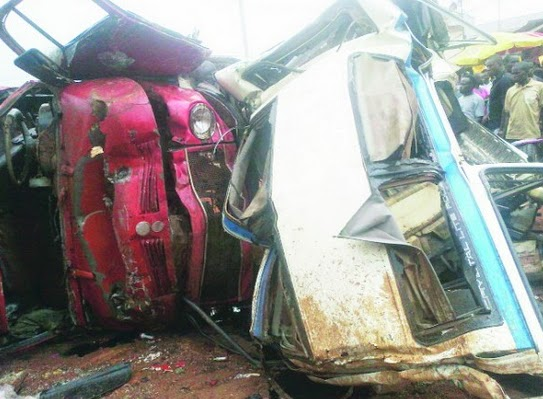 accident ewu hill benin auchi road