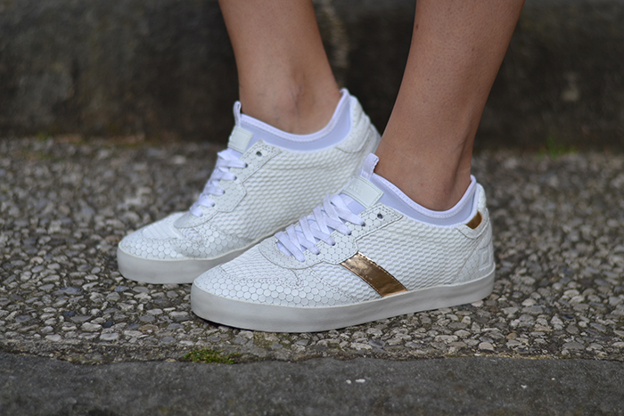 sneakers bianche date