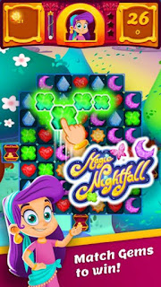 Magic Nightfall Apk v1.0.3 Mod (Unlimited Coins/Lives/Boosters/Moves)