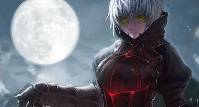 Saber Alter Fate Stay Night Wallpaper Engine
