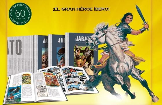 Coleccion El Jabato 60 Aniversario