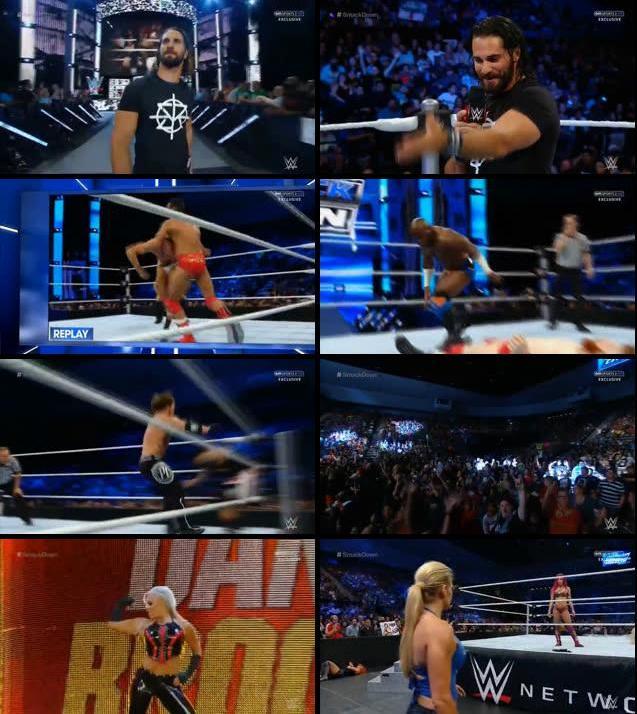 WWE Thursday Night Smackdown 23 June 2016 HDTV 480p