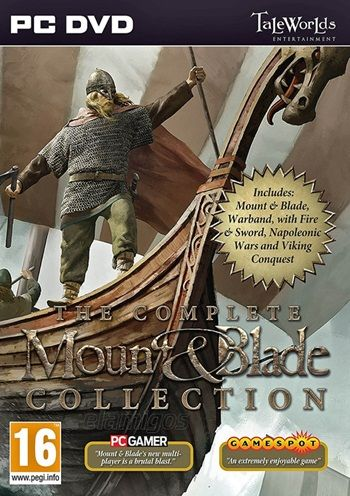 Mount & Blade Complete Collection (2008-2014) PC Full Español