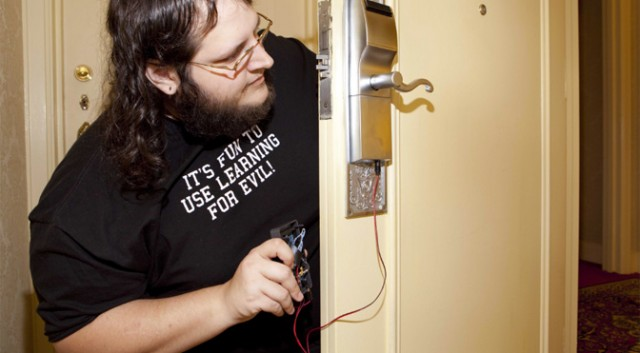 Four million hotel locks vulnerable to 'Dry erase marker'