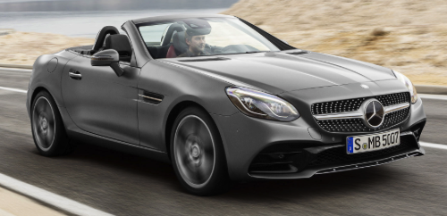 2017 Mercedes Benz SLC Review Design Release Date Price And Specs