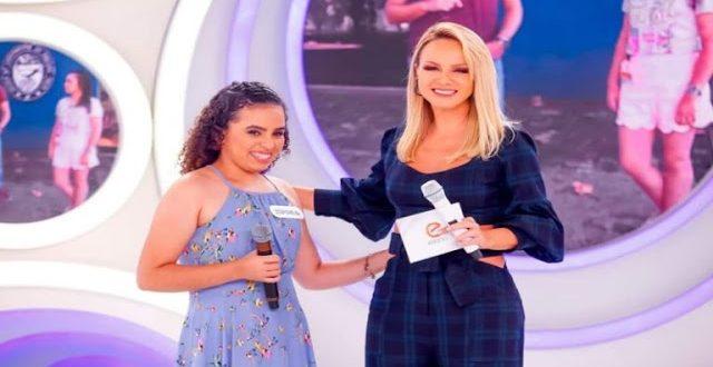 Jovem da cidade de Brejo dos Santos estará no Programa da Eliana no SBT