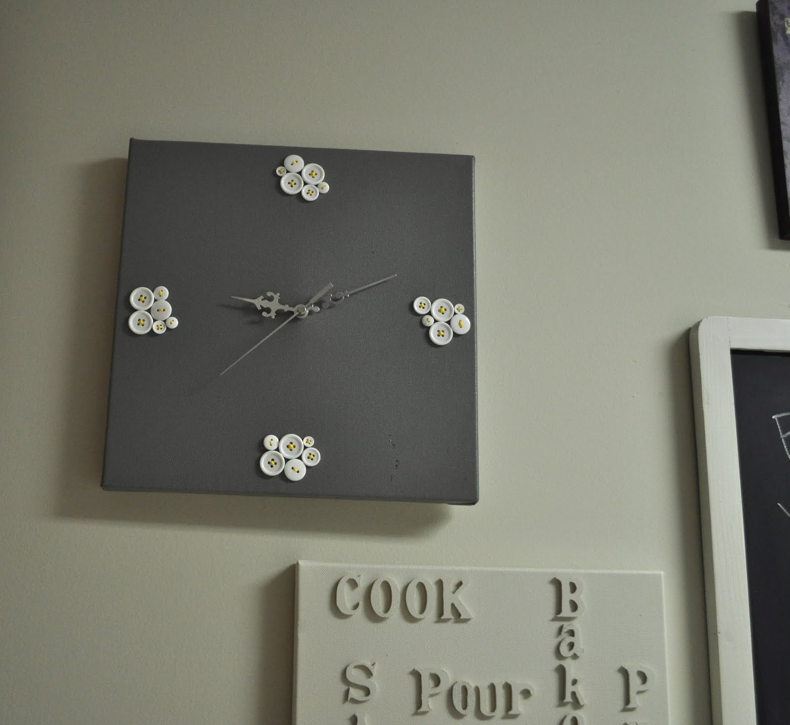 New Clock! – The Small Things Blog