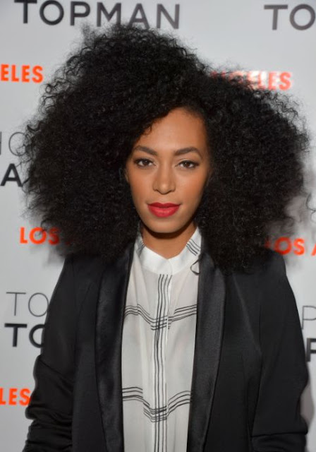 Solange knowles Ignite Fight with Jay Z Over Beyonce Twins Issue