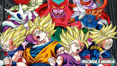 Dragon Ball Z El Plan Para Destruir a Los Saiyajins Audio Japones Sub Español