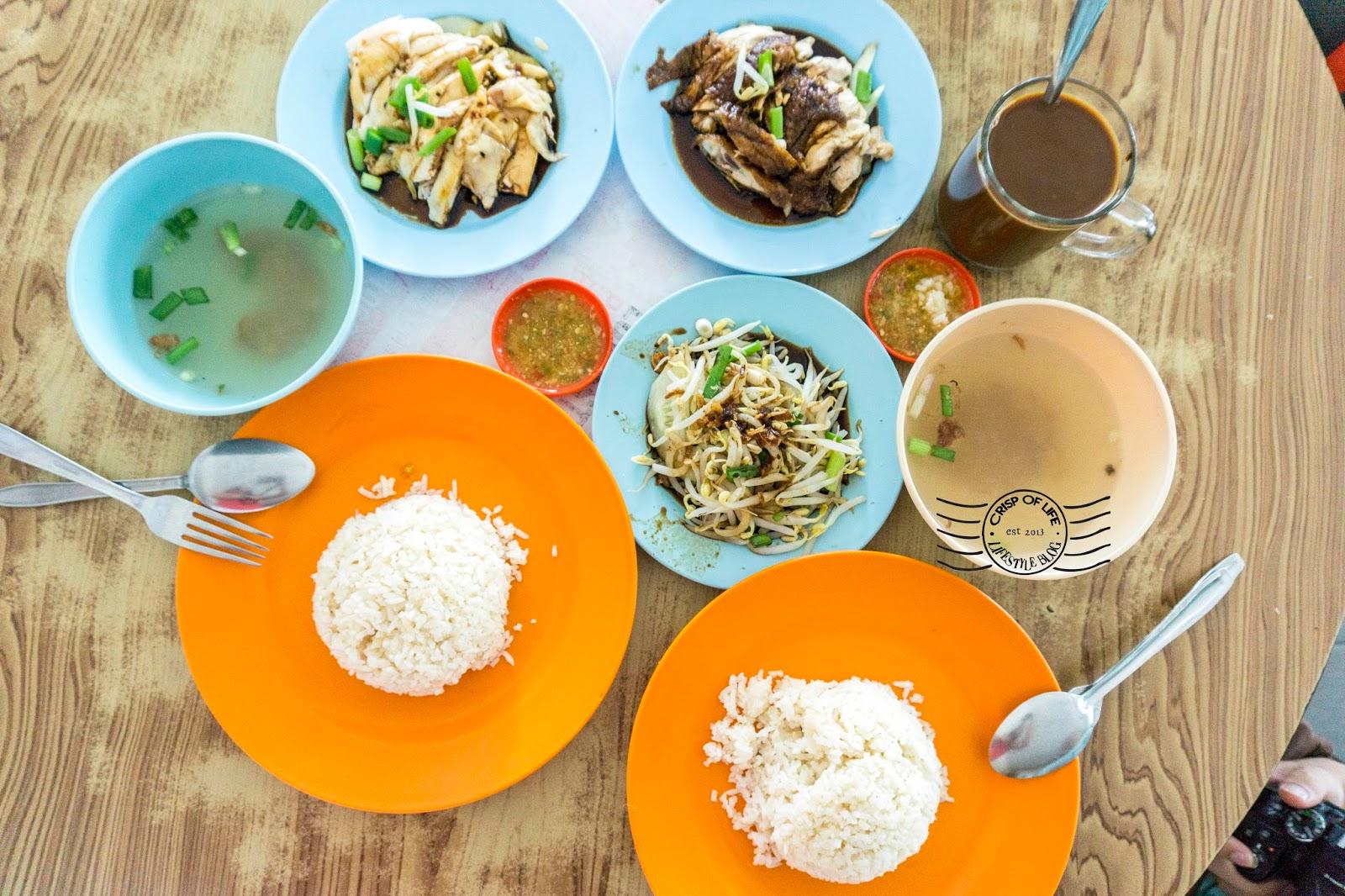 Chulia Street Food Trail: Pak Hock