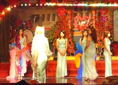 Yangon Nightlife show