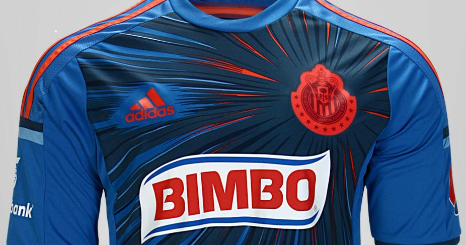 info for 64e81 ced48 Buy Adidas Chivas Guadalajara 2014 Third Kit Released