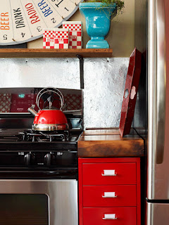 vintage small kitchen ideas