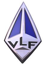 Logo VLF marca de autos