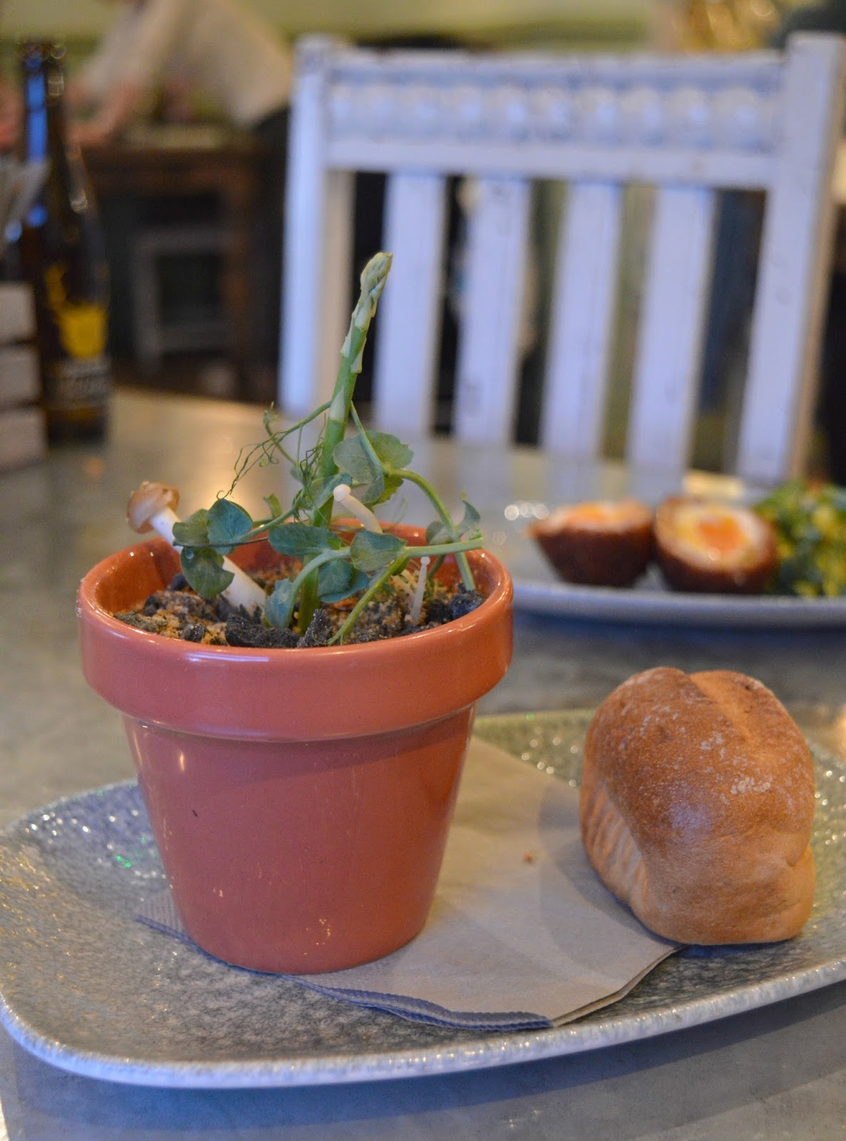 The Botanist Newcastle - New Spring Menu Review