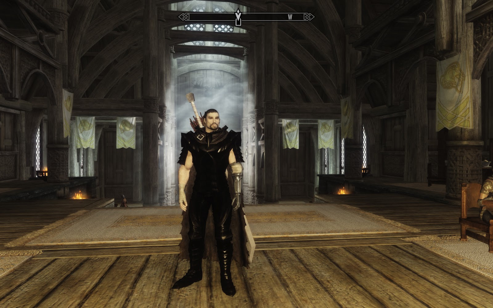 Best Light Armor Skyrim Mod : Ash Cycles
