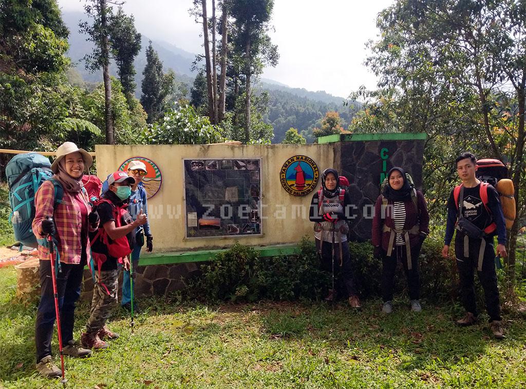 Info Pendakian Gunung Salak via Cimelati