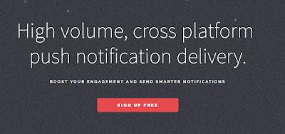 Tạo thông báo đẩy (Push Notifications) với OneSignal
