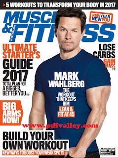 Muscle & Fitness February 2017 AU