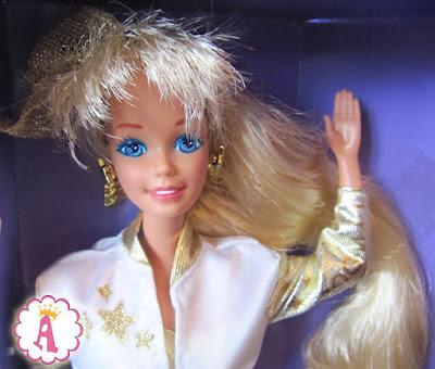 Кукла барби стиль Голливуд 1992 года, выпуск Индонезия