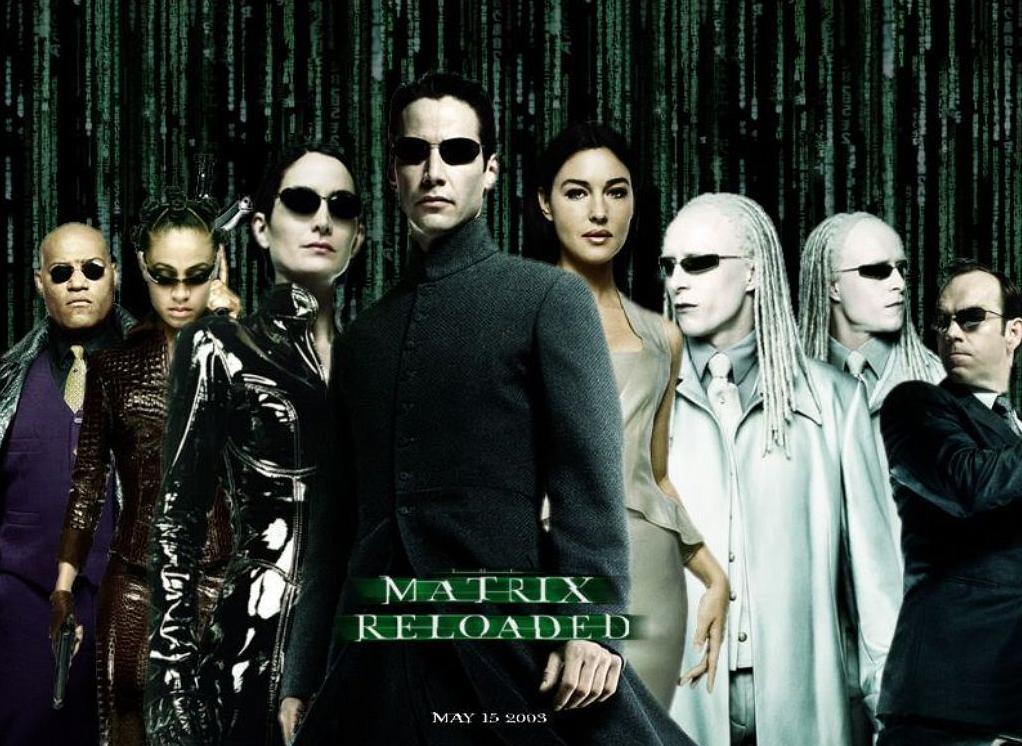 Matrix - Matrix 4 Setinden Görüntüler Yayınlandı