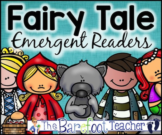Fairy Tales Tale Activities for Kids