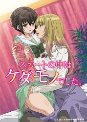Skirt no Naka wa Kedamono Deshita Episodio 3