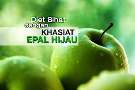 Kelebihan Makan Epal Hijau