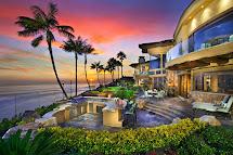 California Beach House Mansion