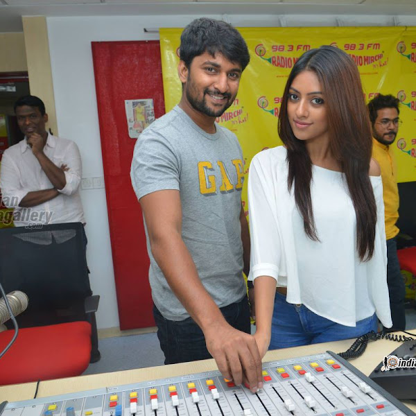 Anu Emmanuel latest photos from Majnu First Song Release