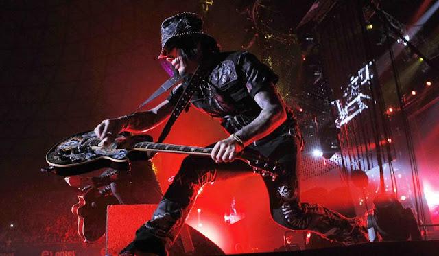 DJ Ashba - Guns N' Roses