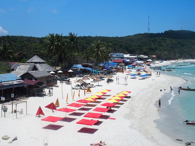 islas perhentian playas