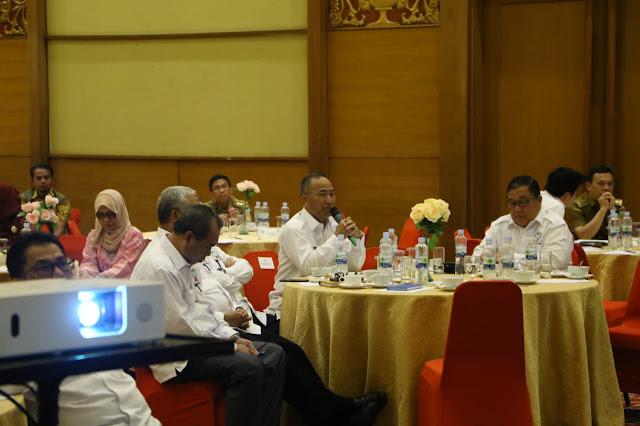 Sekda Muba Jabat Ketua Bidang Hukum dan Politik Forsesdasi Sumsel